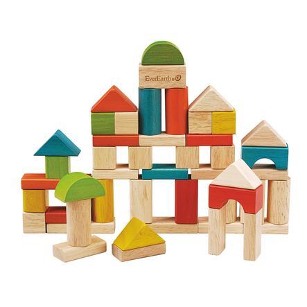 EverEarth® byggeklosse-sett 50 deler