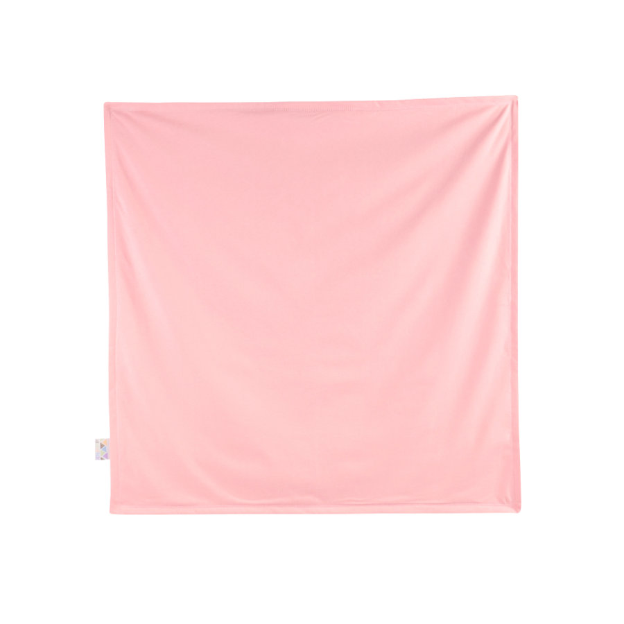 JULIUS ZÖLLNER Jersey couverture flamingo 70 x 70 cm