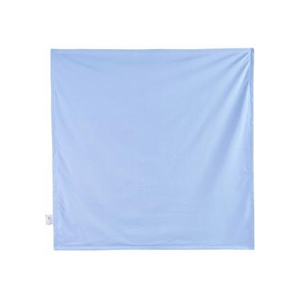 JULIUS ZÖLLNER Jersey deka blue 120 x 120 cm