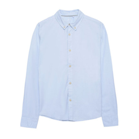 name it Boys Chemise Oxford cerulean