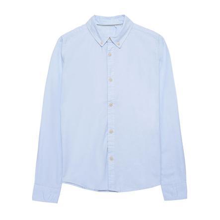 name it Boys Overhemd Oxford ceruleum