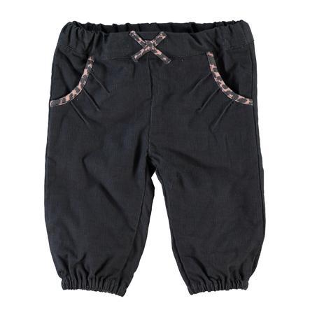 name it Girl s Pantalon en velours côtelé Sofia asphalte