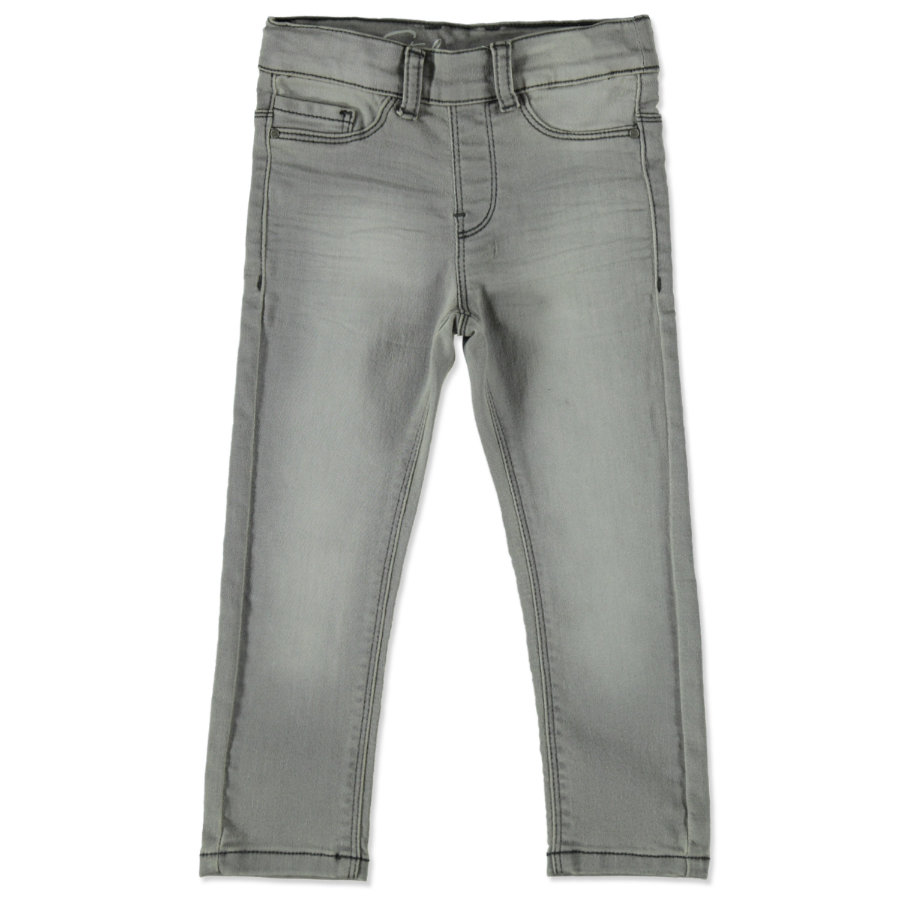 STACCATO Girls Treggings light grey denim