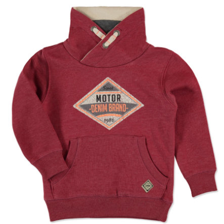 STACCATO Boys Sweatshirt red melange