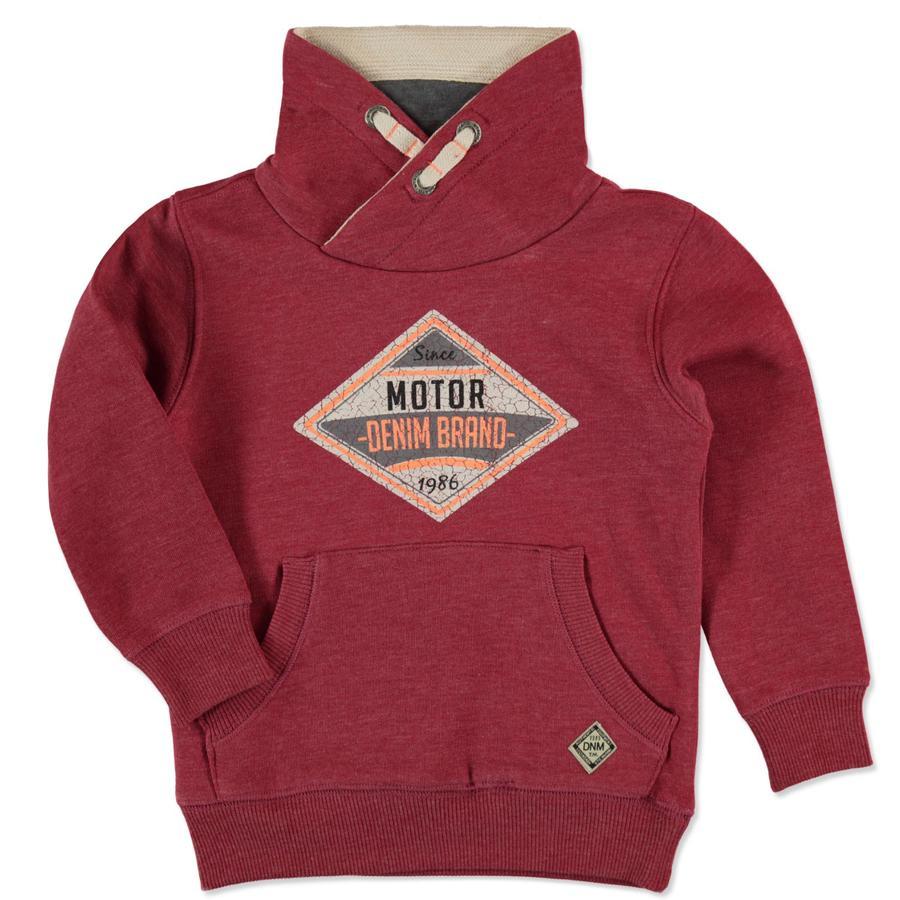 STACCATO Boys Sweat-shirt rouge mélangé