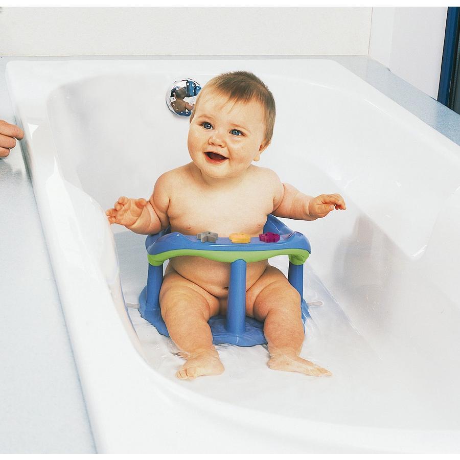 FUNNY Aquababy Bath Ring Blue/Green | babymarkt.com