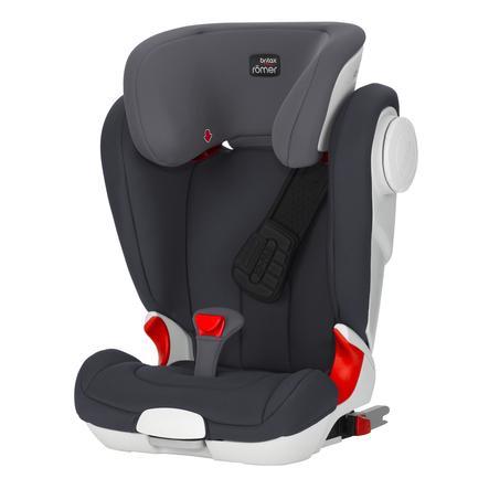 Britax Römer Kindersitz Kidfix II XP SICT Storm Grey