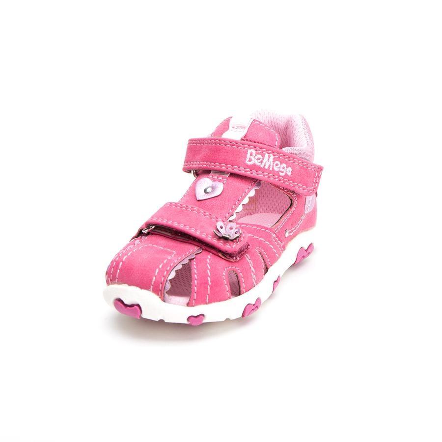Be Mega Girls Halbschuh pink