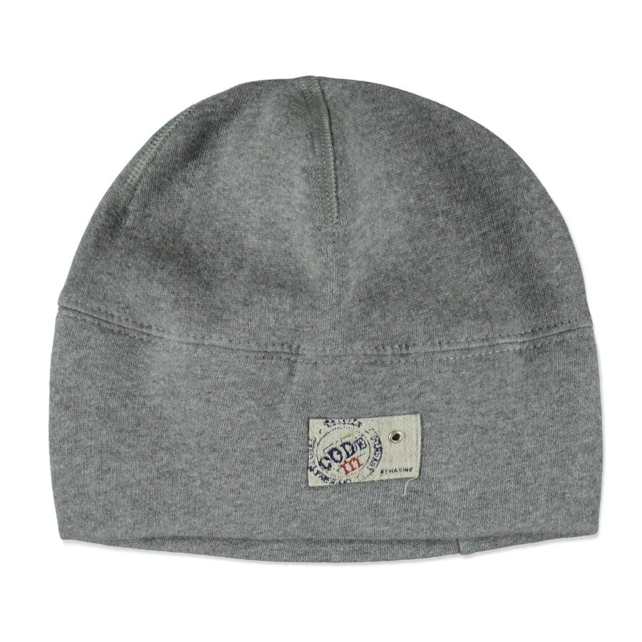 maximo Wollmütze grau (kurz)