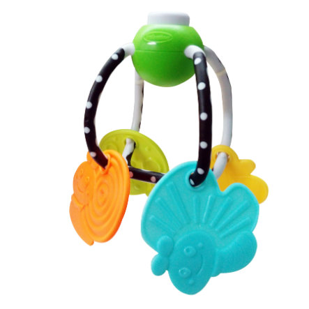 Infantino B kids® Chew & Clutch Teether Activity Toy