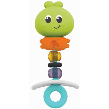 B kids® by Infantino Squeeze & Bend Busy Gem Teether