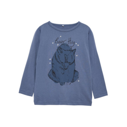 name it Girls Longsleeve Veen vintage indigo