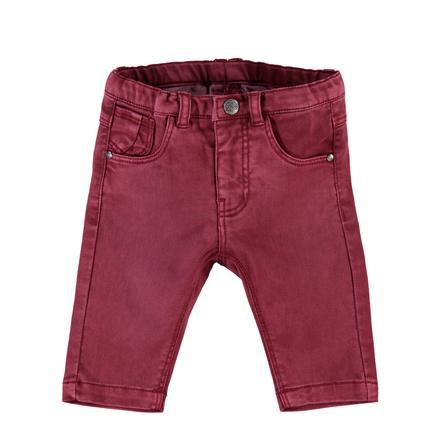 name it Girls Spodnie Jeans Belle tibetan red