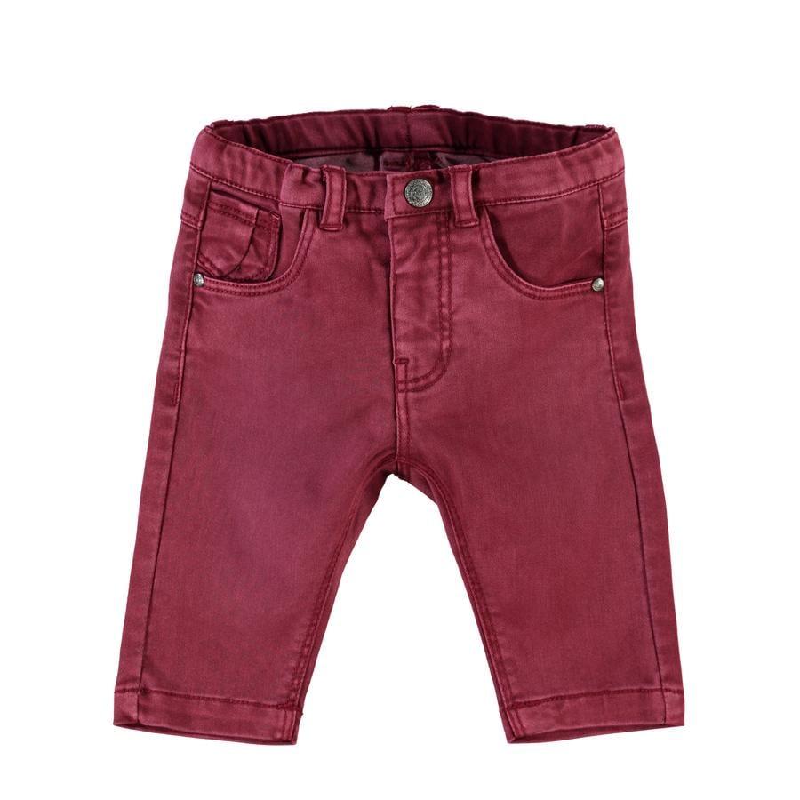 name it Girl s spijkerbroek Belle tibetaans rood