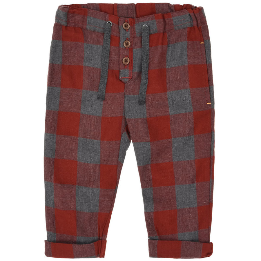 name it Pantalon Boys Para rouge brique