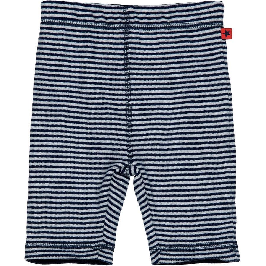 STACCATO Boys pantalon réversible rayures gris