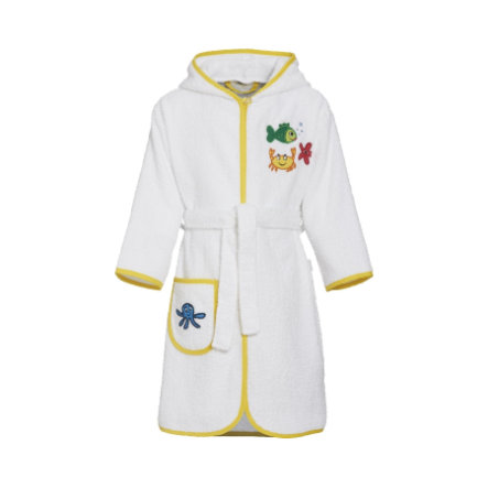 Playshoes Frotte-Bademantel Meerestiere