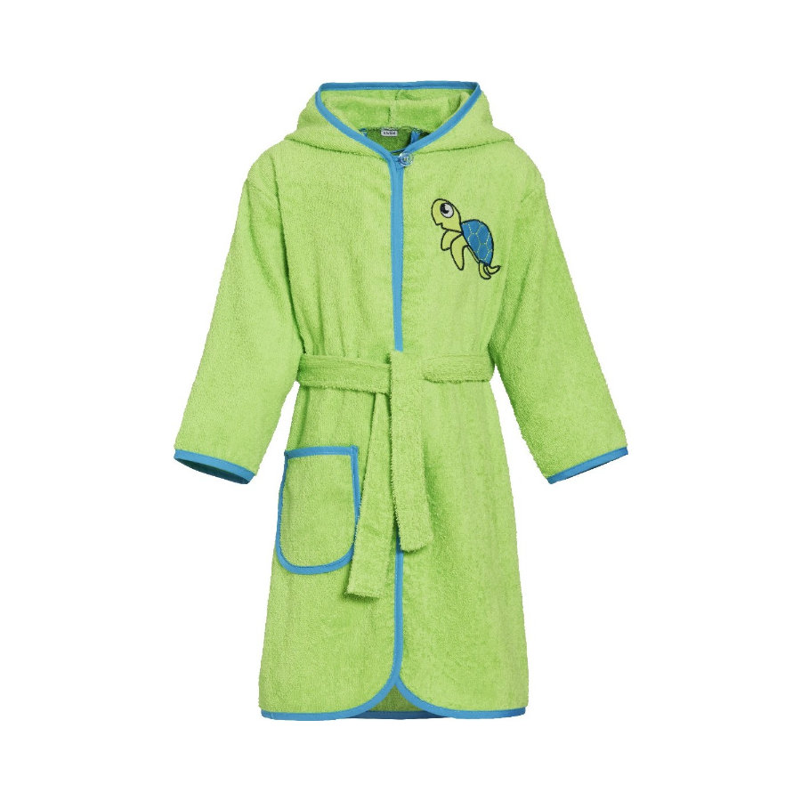 Playshoes Accappatoio Terry Turtle