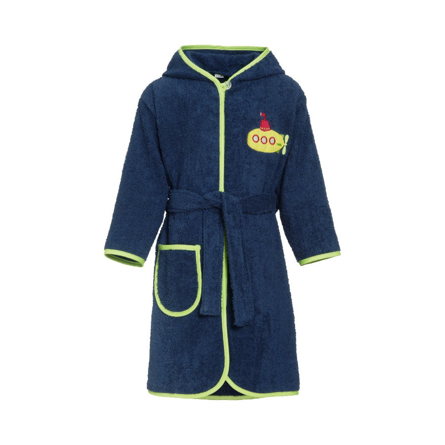 Playshoes  Frotte-Bademantel Dino