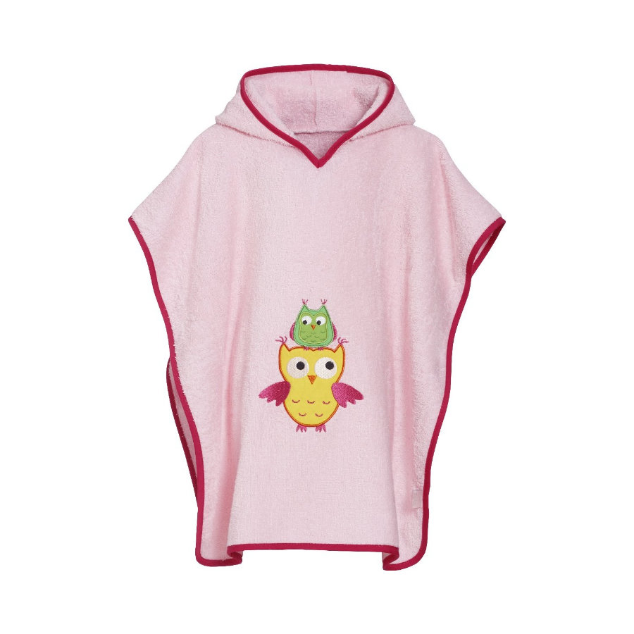 Playshoes Frotte Poncho Ugle