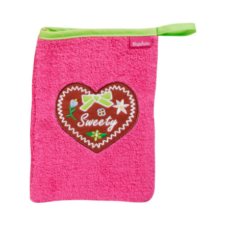 Playshoes guanto da bagno Sweety