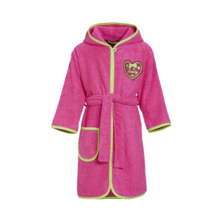 Playshoes Frotte Morgenkåbe Sweety