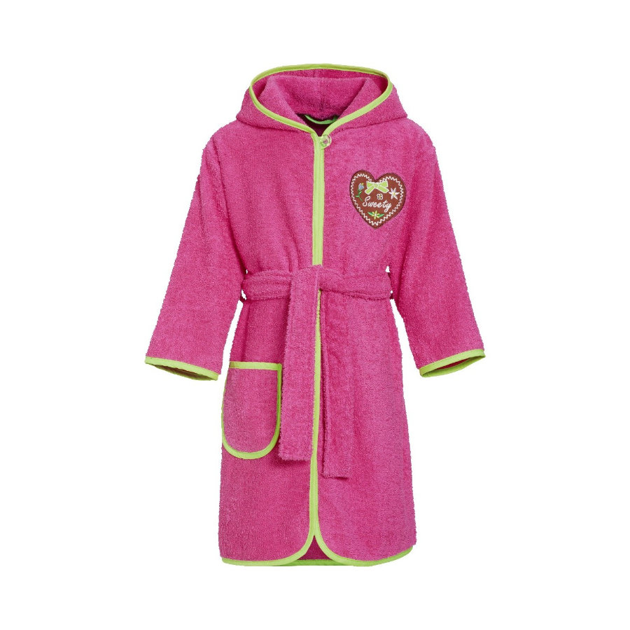 Playshoes Frotte-Bademantel Sweety