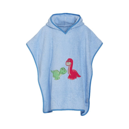 Playshoes Frotte-Poncho Dino