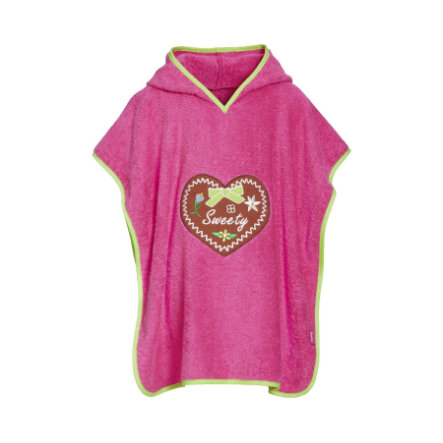 Playshoes Poncho, sweety