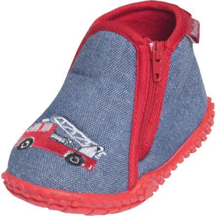 Playshoes bačkůrky se zipem, hasiči