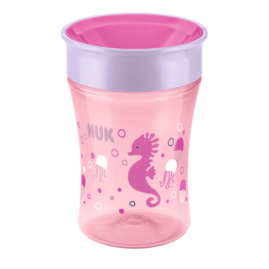 NUK Kubeczek Magic Cup 250 ml Design: konik morski