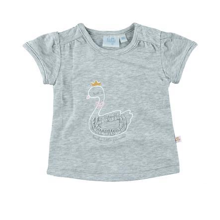 Feetje Girls T-Shirt Schwann grau