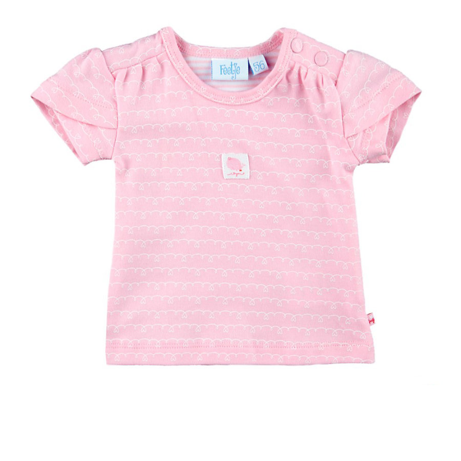 Feetje Girls T-Shirt rosé