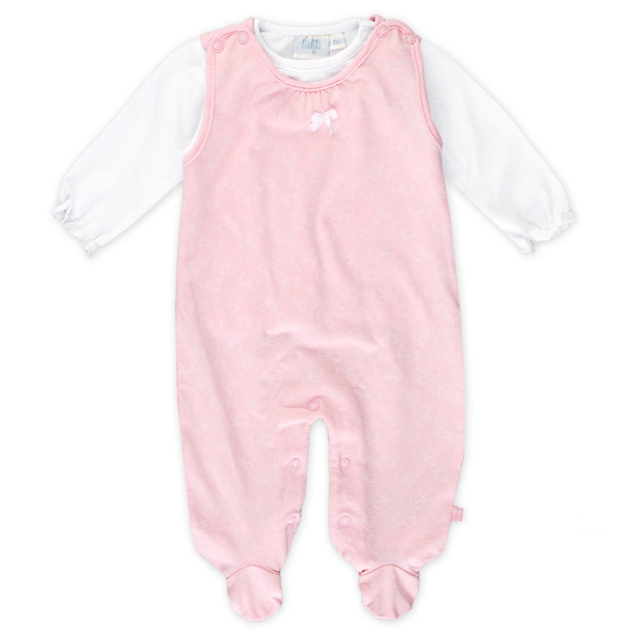 Feetje Girls Stramplerset rosé