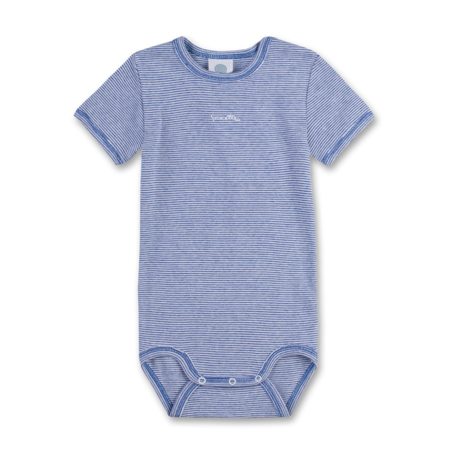 Sanetta Boys Body 1/4 Arm blau