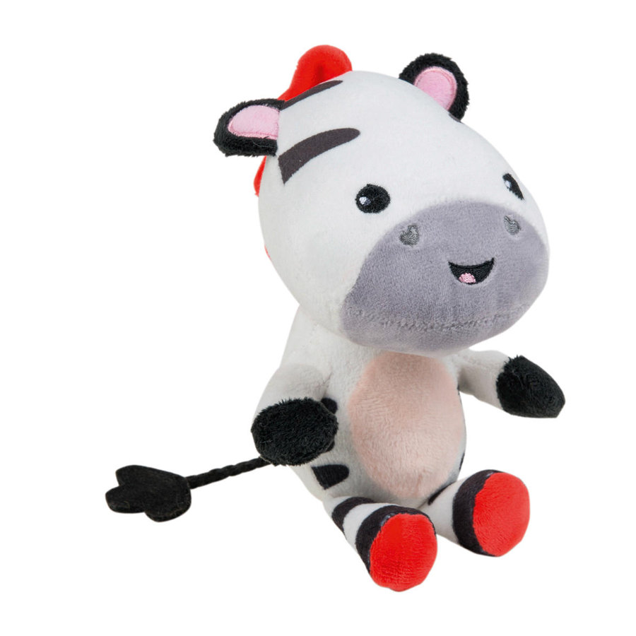 Fisher-Price® Knuffeldier Zebra
