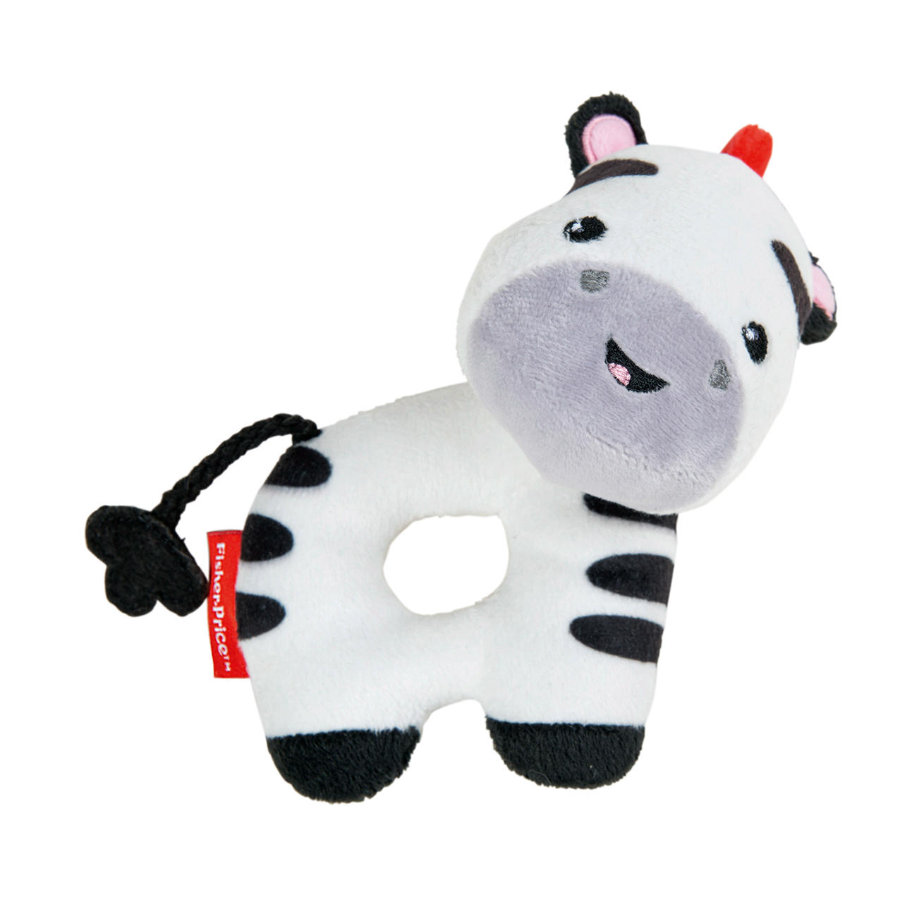 Fisher-Price® Rammelaar Zebra