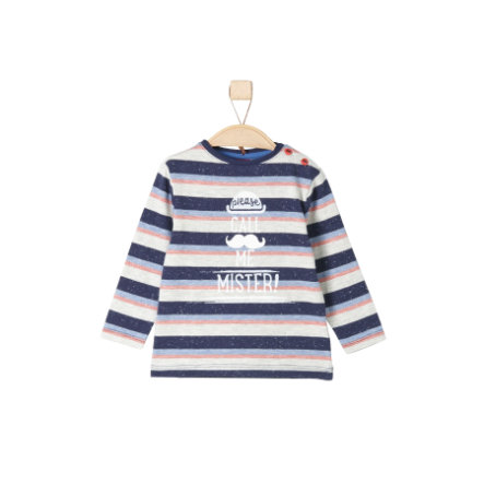 s.Oliver Boys Longlseeve nature multic stripes