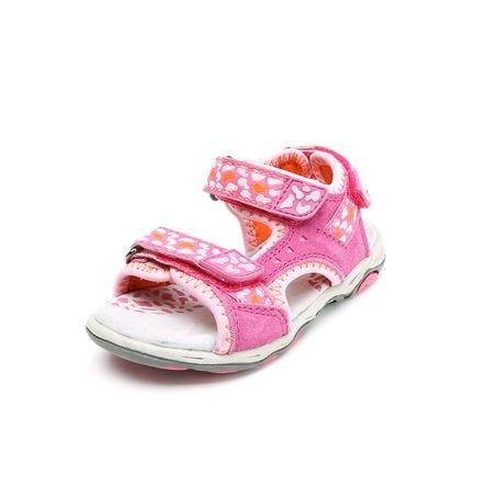 Lurchi Girl Sandal Brian Pink Sandal.
