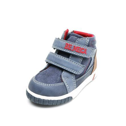 Wees Mega Boys Sneaker Navy-Rood