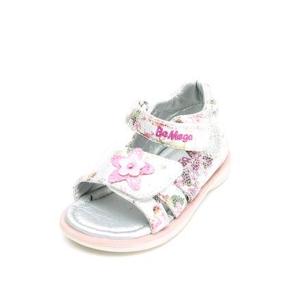 Be Mega Girls Sandale white-rose