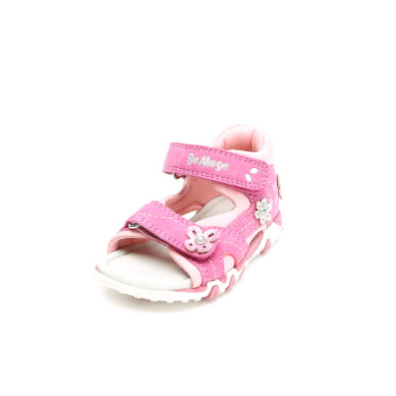 Be Mega Girls Sandale pink