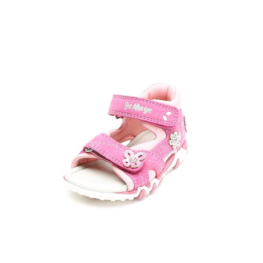 Be Mega Girl s Sandale rose