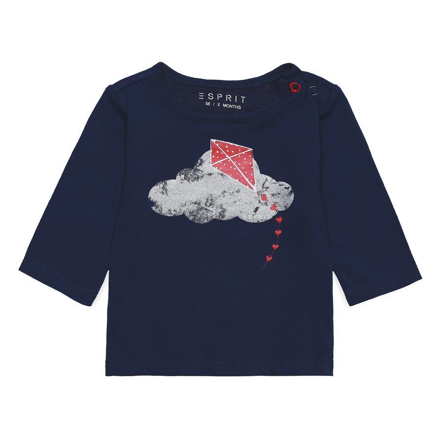 ESPRIT T-Shirt navy blau