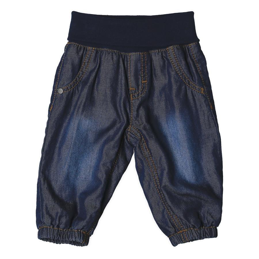 ESPRIT Jeans donker indigo spijkerbroek denim