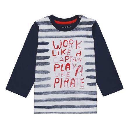 ESPRIT Camicia manica lunga navy