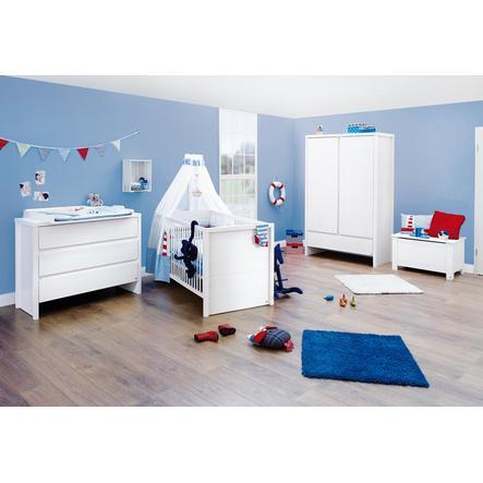 Pinolino Kinderzimmer Aura breit 2-türig