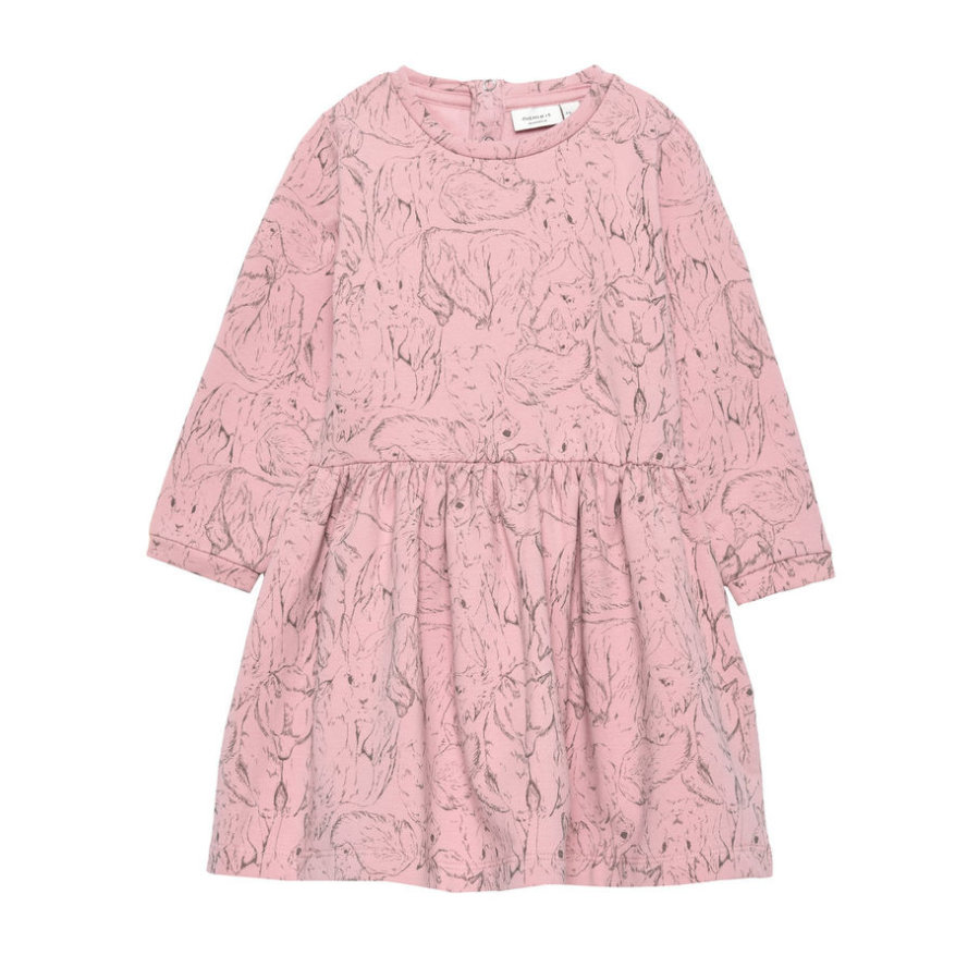 name it Girls Sweatkleid Karina Zephyr
