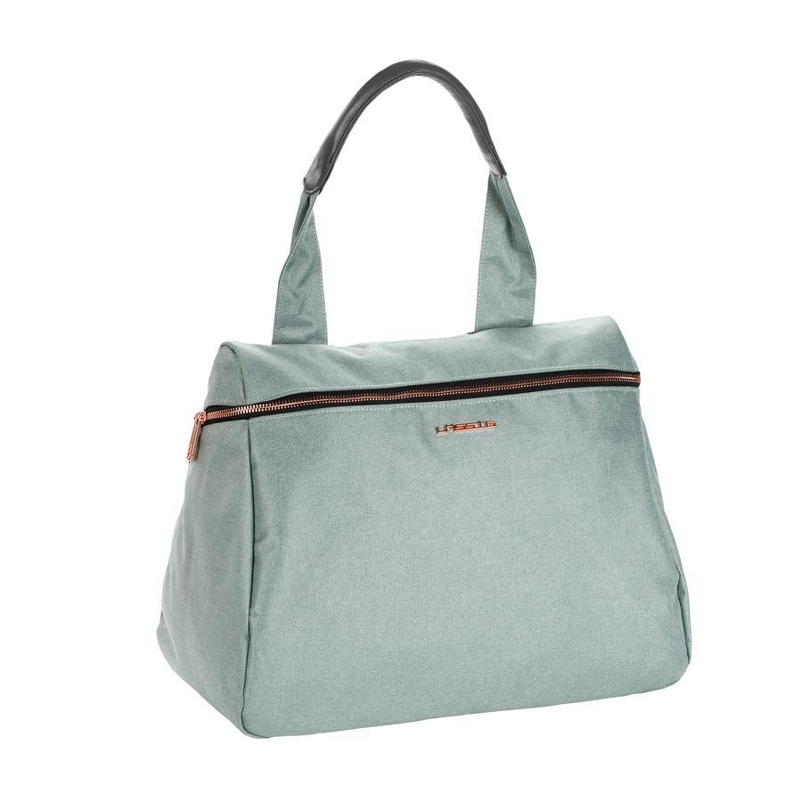 LÄSSIG Luiertas Glam Rosie Bag mint