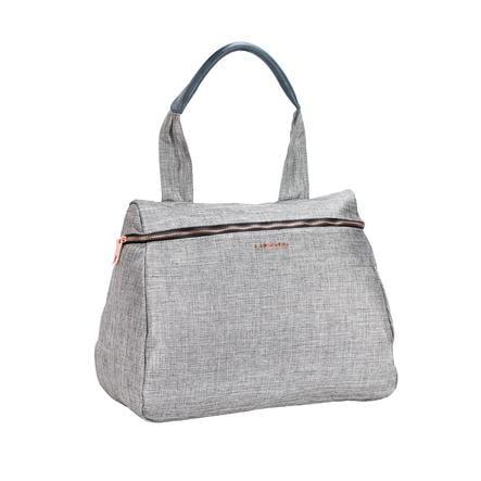 LÄSSIG Glam Rosie Bag anthracite glitter
